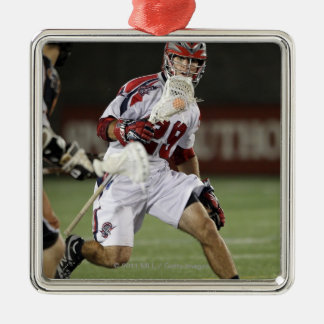 CAMBRIDGE, MA - AUGUST 13:  J.J. Morrissey#29 Christmas Ornament