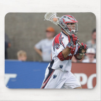 CAMBRIDGE, MA - AUGUST 13: J.J Morrissey #29 Mouse Pad