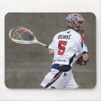 CAMBRIDGE, MA - AUGUST 13:  Jordan Burke #5 2 Mouse Pad