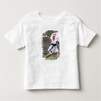 CAMBRIDGE, MA - AUGUST 13:  Jordan Burke #5 2 Tee Shirts