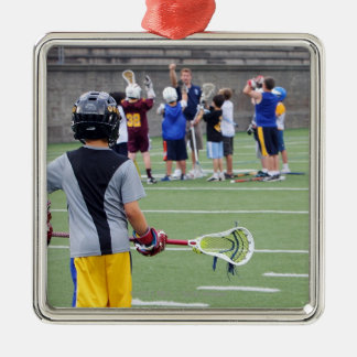 CAMBRIDGE, MA - JULY 08:  Atmosphere at the MLL Christmas Ornament