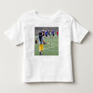 CAMBRIDGE, MA - JULY 08:  Atmosphere at the MLL Toddler T-Shirt