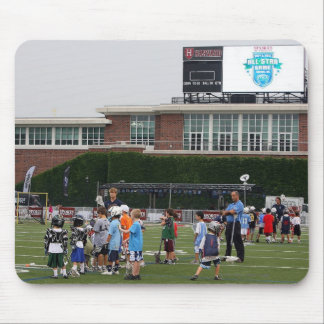 CAMBRIDGE, MA - JULY 8:  Atmosphere at the MLL Mouse Mat