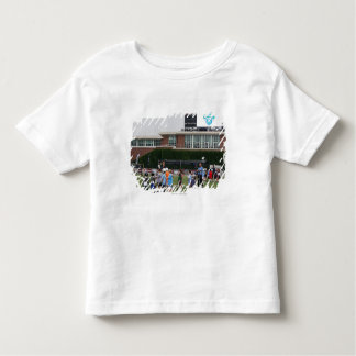 CAMBRIDGE, MA - JULY 8:  Atmosphere at the MLL T Shirts