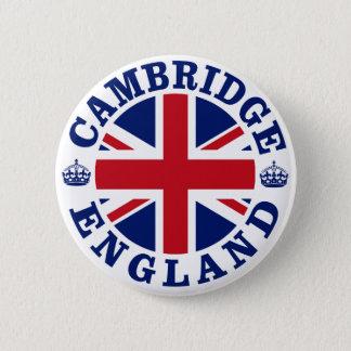 Cambridge Vintage UK Design 6 Cm Round Badge