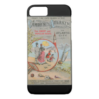 Camden and Atlantic Railroad iPhone 7 Case