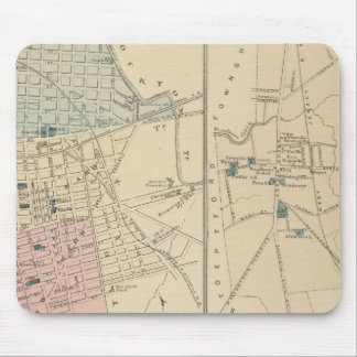 Camden, Atlantic City, Woodbury, Mt Holly Mouse Mat