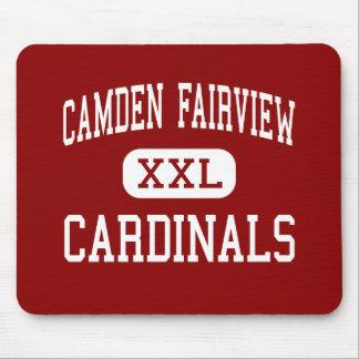 Camden Fairview - Cardinals - High - Camden Mouse Pad