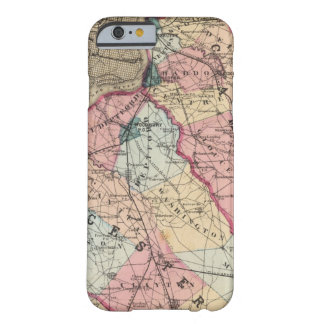 Camden, Gloucester counties, NJ Barely There iPhone 6 Case