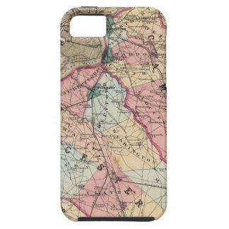 Camden, Gloucester counties, NJ iPhone 5 Cover