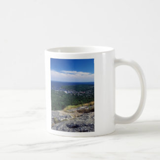 Camden Hills State Park Maine Basic White Mug