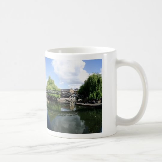 Camden Lock Panorama Coffee Mug