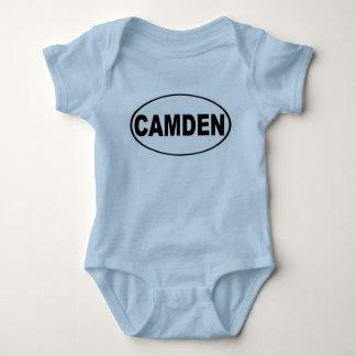 Camden Maine Baby Bodysuit