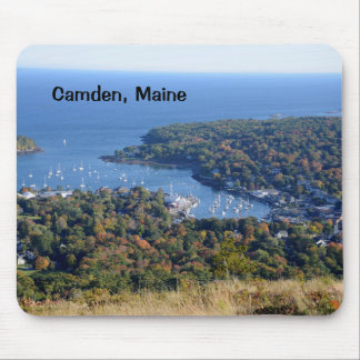 Camden, Maine harbor Mouse Pad