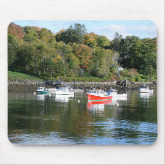 Camden, Maine Mouse Pad
