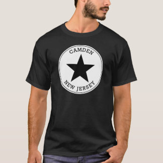 Camden New Jersey T Shirt