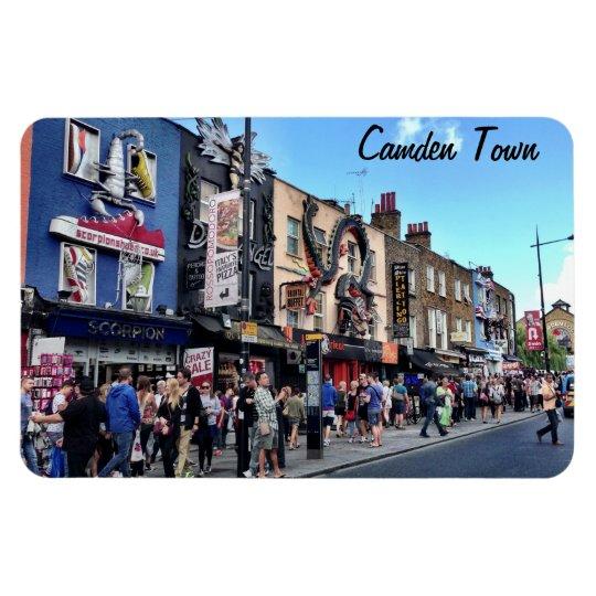 "Camden Town 4""x6"" Photo Magnet"