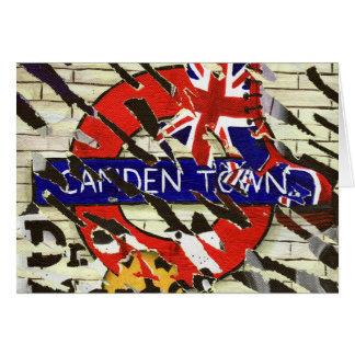 Camden Town Greeting Card