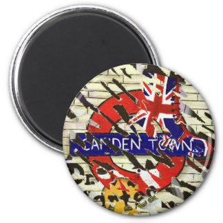 Camden Town London Magnet