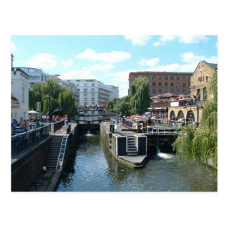 Camden Town Postcard