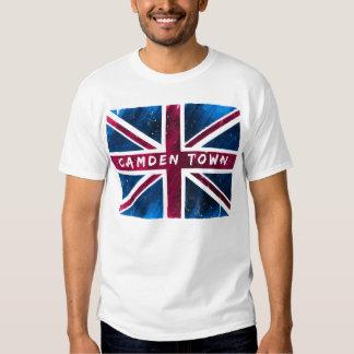 Camden Town - United Kingdom Union Jack Flag Shirts
