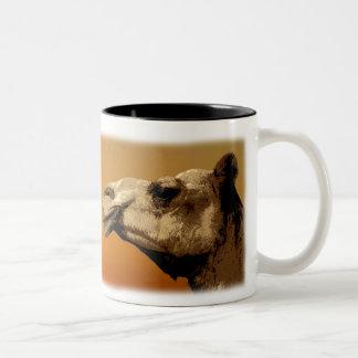 Camel Artish photo on mug