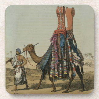 Camel Conveying a Bride to her Husband, engraved b Coaster