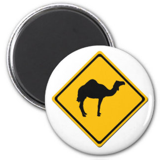 Camel Crossing Magnet