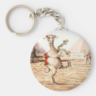 Camel Dance Key Ring