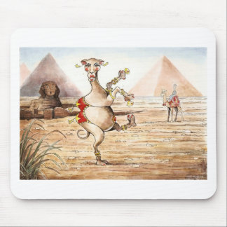 Camel Dance Mouse Mat