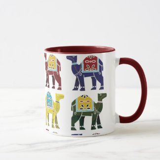 Camel Design on Mug - all styles