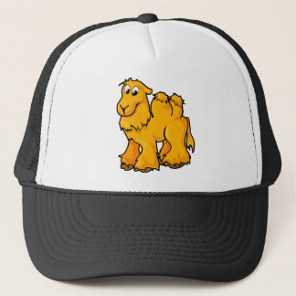 Camel Design Trucker Hat