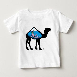 Camel Diver Baby T-Shirt
