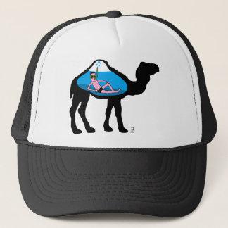 Camel Diver Trucker Hat