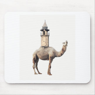 Camel Dream Mouse Pad