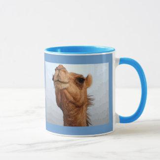 Camel Face Mug