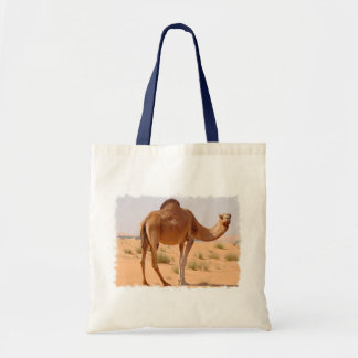 Camel for Arabs Small Canvas Bag