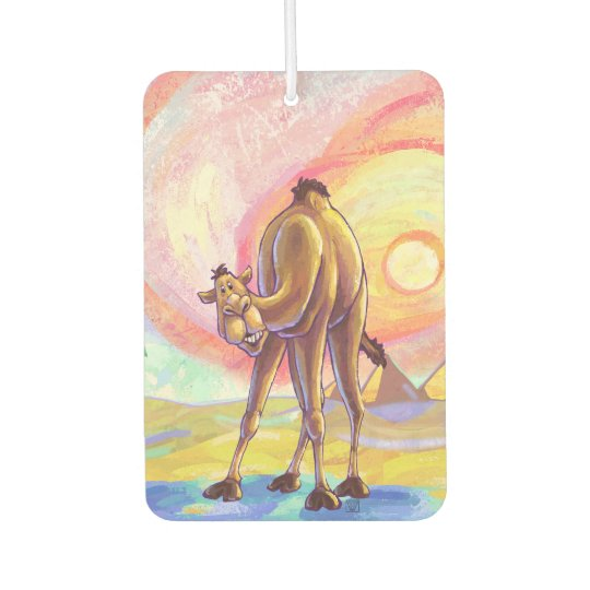 Camel Gifts & Accessories Car Air Freshener