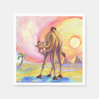 Camel Gifts & Accessories Disposable Napkins