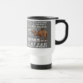 Camel Guess What Day Travel Mug