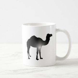 Camel illusion mug