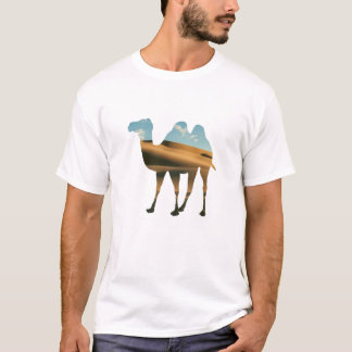 Camel in the Desert T-Shirt
