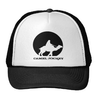 Camel Jockey Trucker Hats