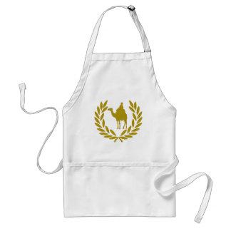 camel-laurel-crown.png standard apron
