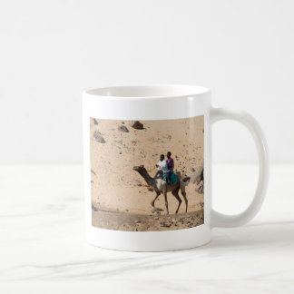 Camel Rider Coffee Mug