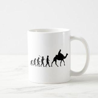 Camel Riding Coffee Mugs