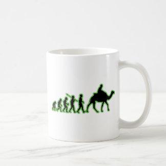 Camel Riding Mug