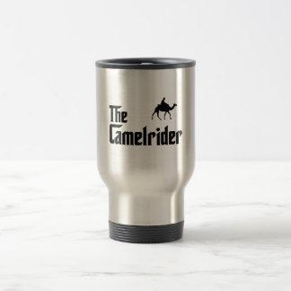 Camel Riding Stainless Steel Travel Mug