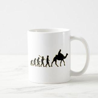 Camel Riding Mugs