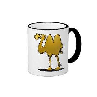 Camel Ringer Mug